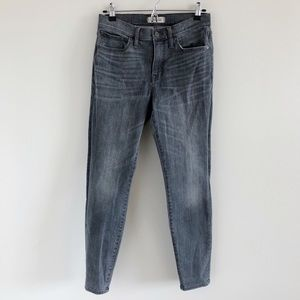 """🆕 Madewell 9"""" High Rise Skinny Jeans in Shaw 28"""